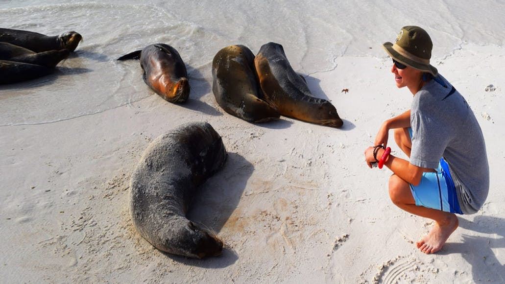 Family Adventures in the Galapagos