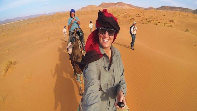 The Sahara and Beyond: Amazing Desert Adventures