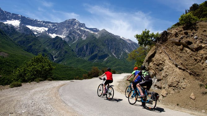 Photo Bike Tour of the Balkans