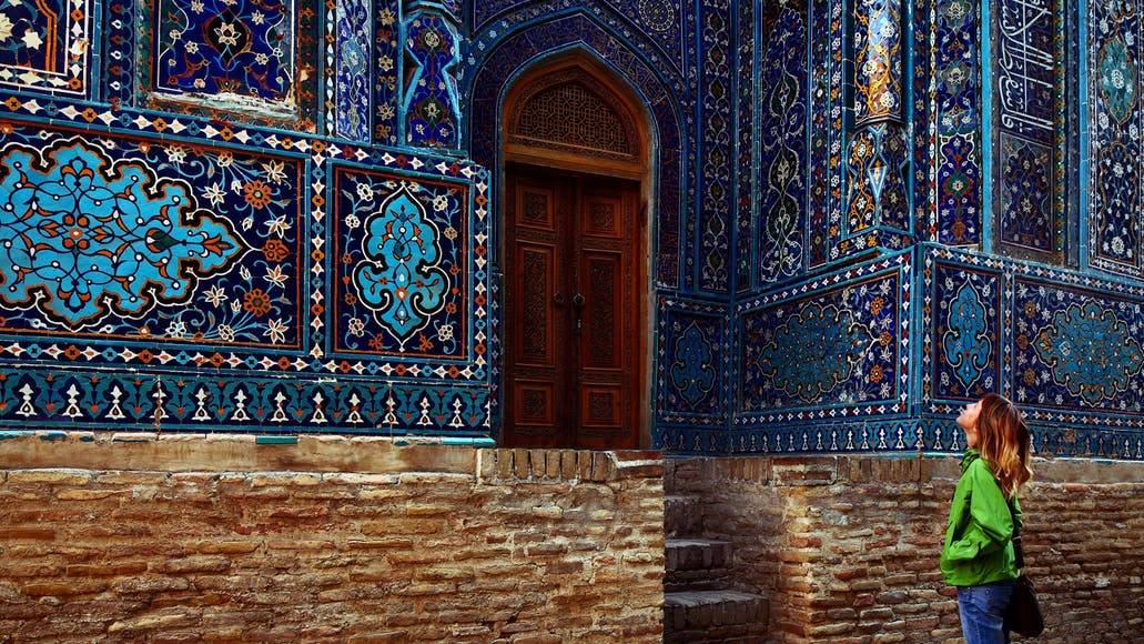 Guest Notes from the Silk Road