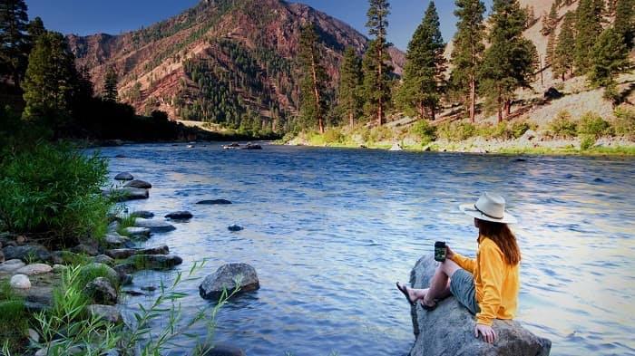 Award-Winning Rafting Trip - Middle Fork of the Salmon River Idaho