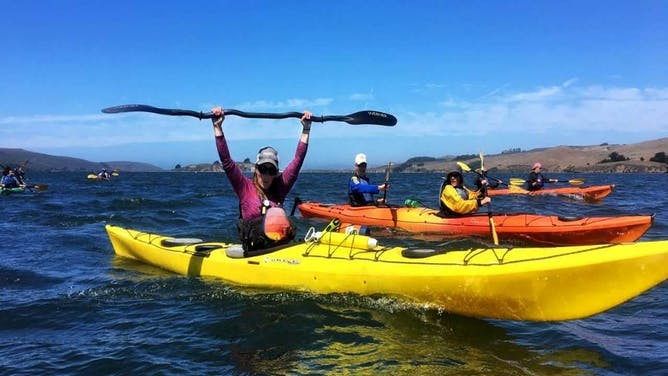 Getting Together in the Outdoors: Tomales Bay