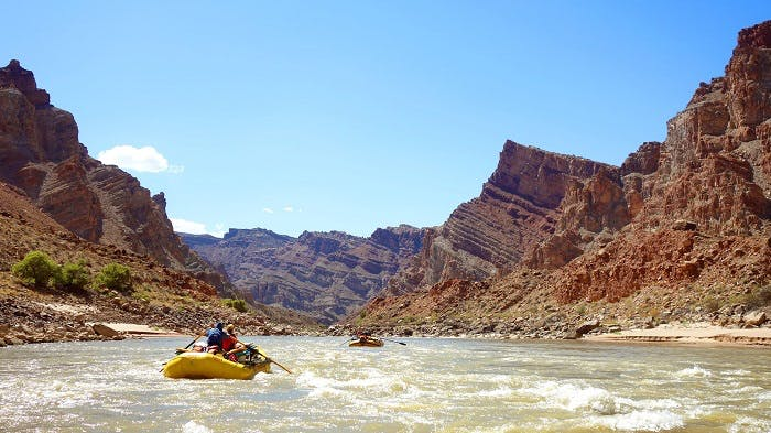 Cataract Canyon Whitewater Rafting