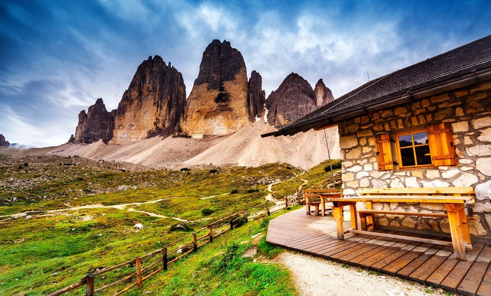 Tre Cime di Lavaredo Dolomites Hut-to-Hut Hiking Tours