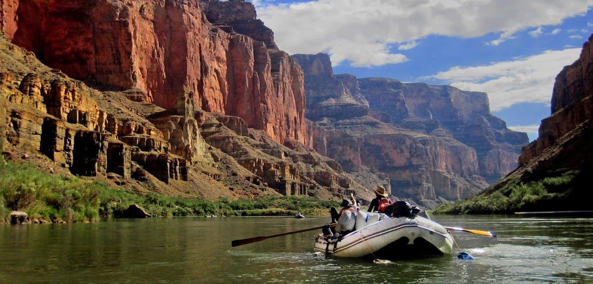 Rafting Cataract Canyon vs. the Grand Canyon