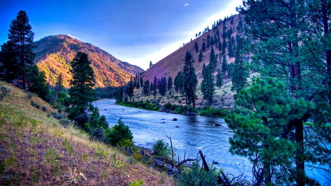 Letting Go on the Middle Fork of the Salmon River