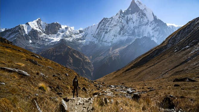 When My Parents Won a Trip to Annapurna