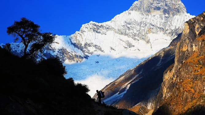 Why the Cordillera Blanca is Best