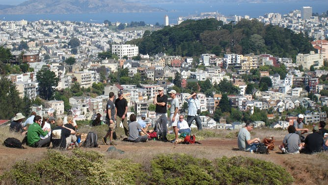 Hills of San Francisco 2019 with the Outbound Collective