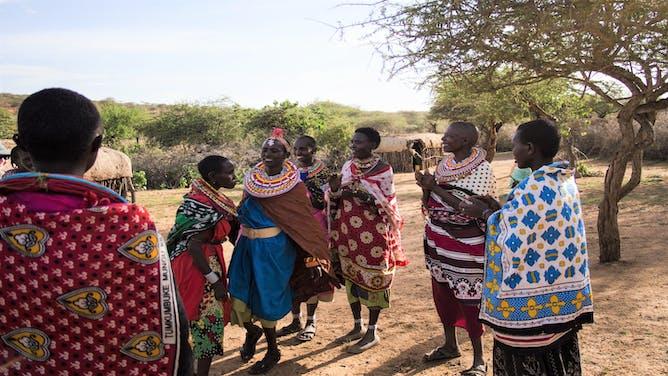 Meeting the Masai People in Kenya