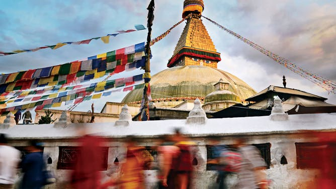 Sensing the Himalaya