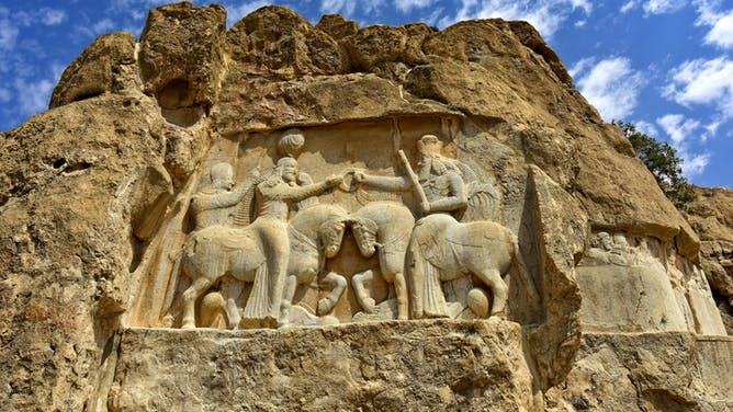 Finding Unexpected Treasures in Iran