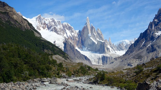 Going the Distance in Patagonia