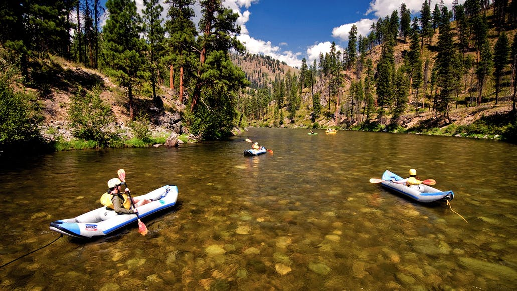 Top 10 Reasons Why Rafting the Middle Fork of the Salmon River Is the Best Summer Adventure