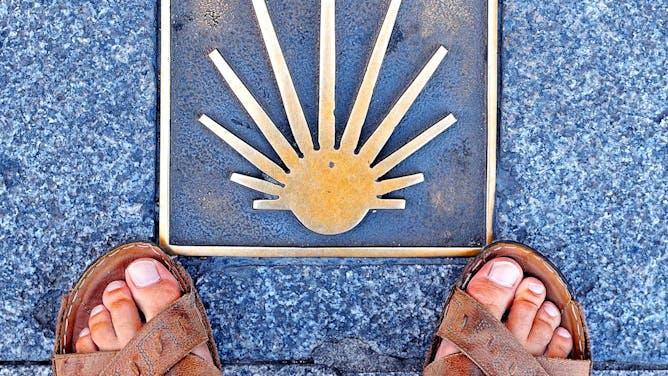 A Walking Meditation in Spain