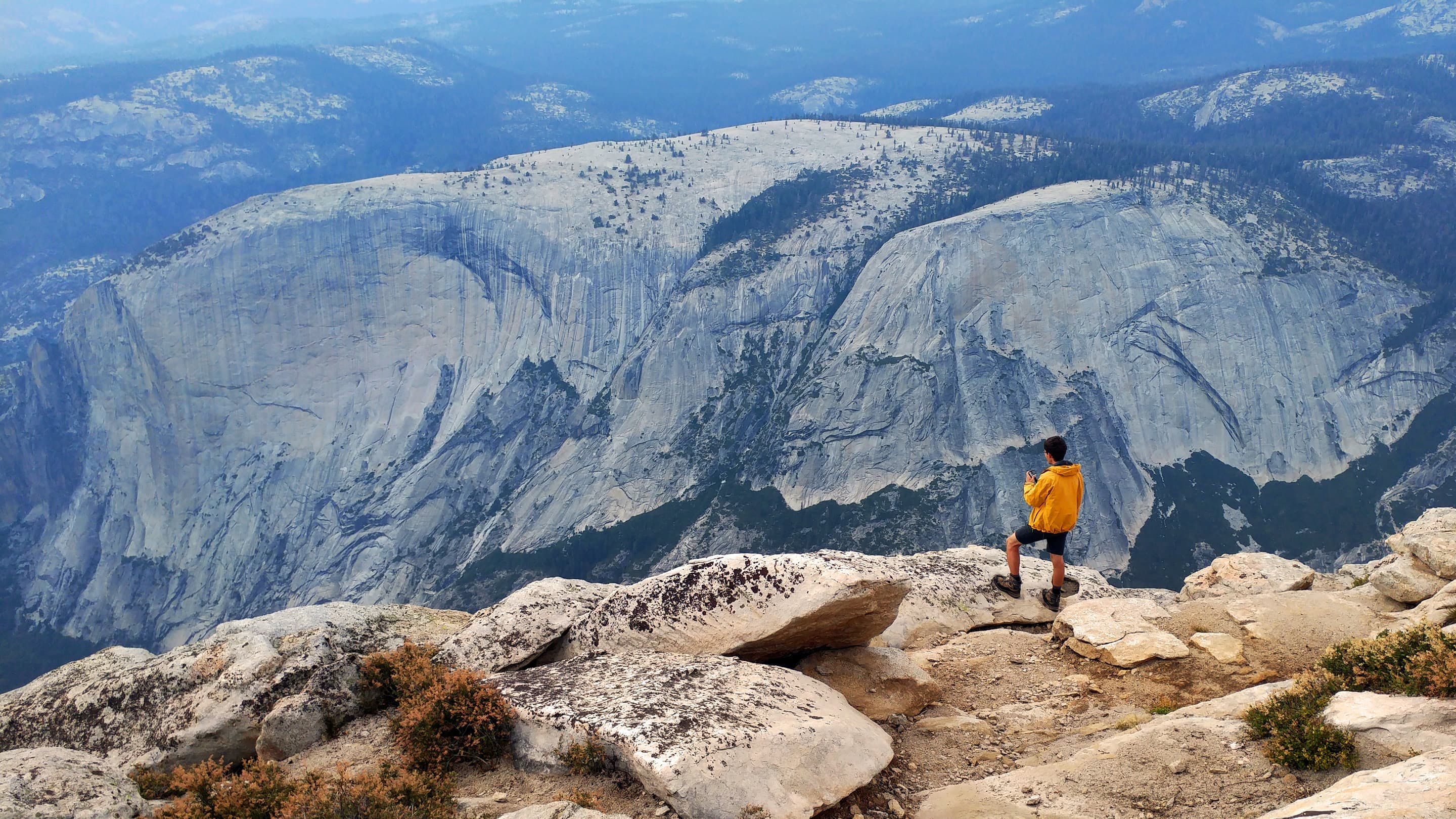 adventure travel yosemite private tour