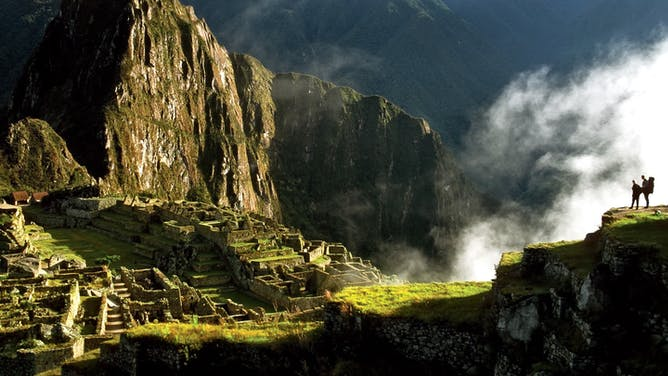 Land of the Incas: Adventures on the Salkantay Trail to Machu Picchu