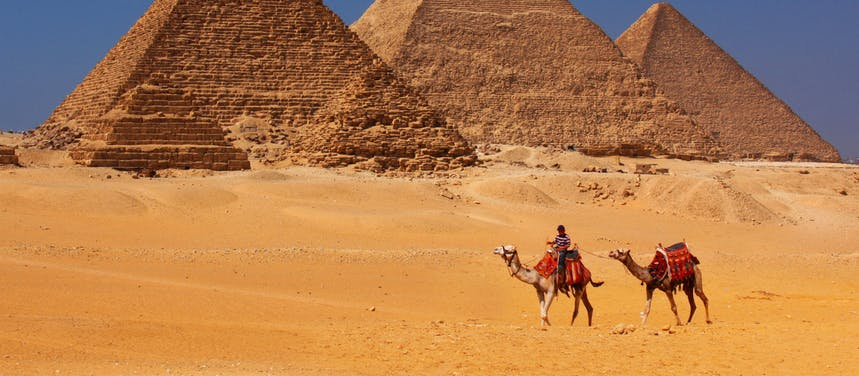 Webinar: Journey to Classic Egypt