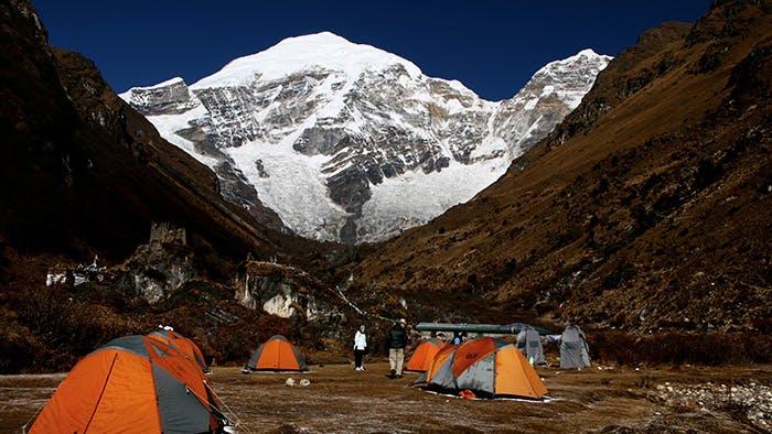 Bhutan Chomalhari Trekking