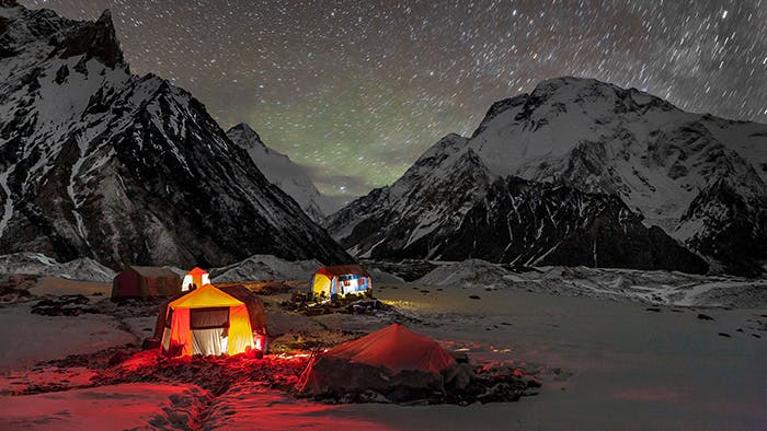 China K2 Base Camp Trek Sergio Fitch Watkins