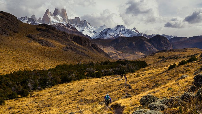 Argentina Fitz Roy Patagonia Chile Hiking