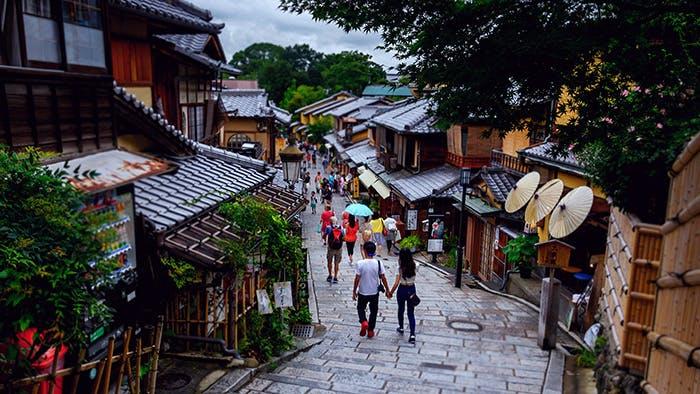 Japan Kyoto Tokyo Hiking Walking Nakasendo