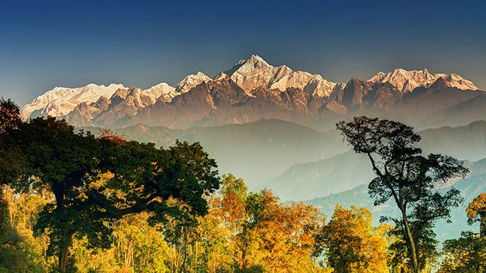 India Kanchenjunga Ridge Trekking