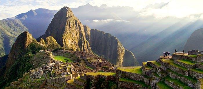 Peru Machu Picchu Citadel Trek Huayna Picchu