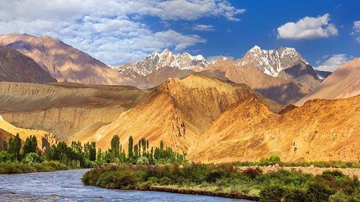 Afghanistan Wakhan Corridor Trekking Tajikistan Silk Road