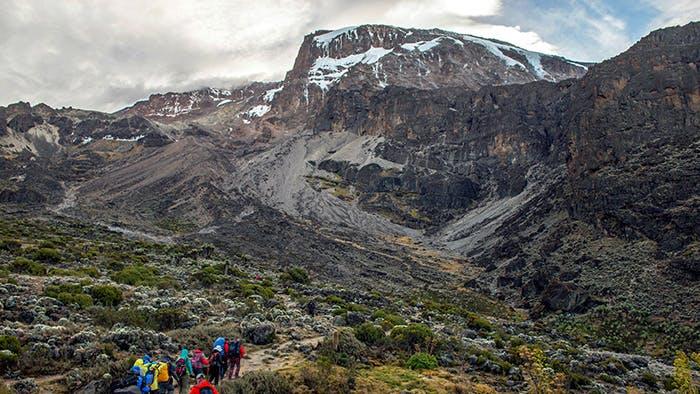 Climb Summit Kilimanjaro Trekking Tanzania