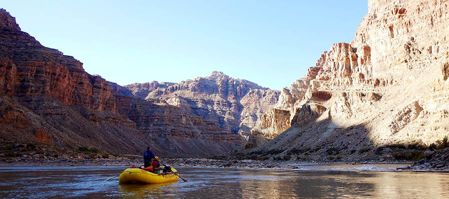 Cataract Canyon River Rafting with MT Sobek