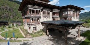 The Zhiwa Ling-Paro, Bhutan