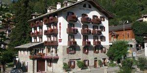 Hotel Berthod-Courmayeur