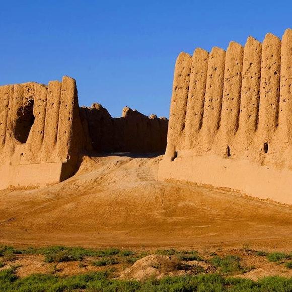 Turkmenistan Adventure Tours