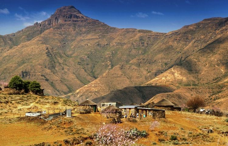 hillside village - South Africa Three Kingdoms Multi-Adventure