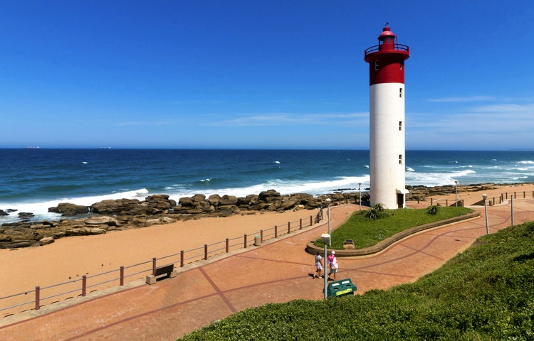 durban lighthouse - South Africa Three Kingdoms Multi-Adventure