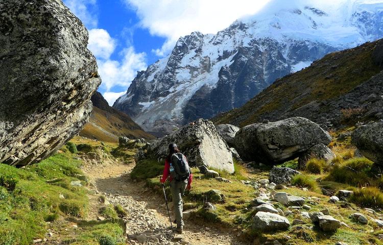 hiker - Peru Cusco and Machu Picchu Trek