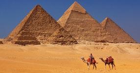 Egypt Pyramids, Temples & Nile Multi-Adventure