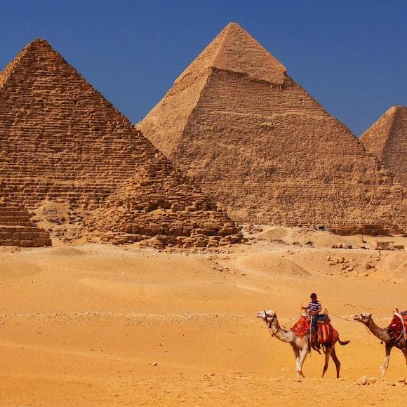 Egypt Pyramids, Temples & Nile Multi-Adventure | MT Sobek