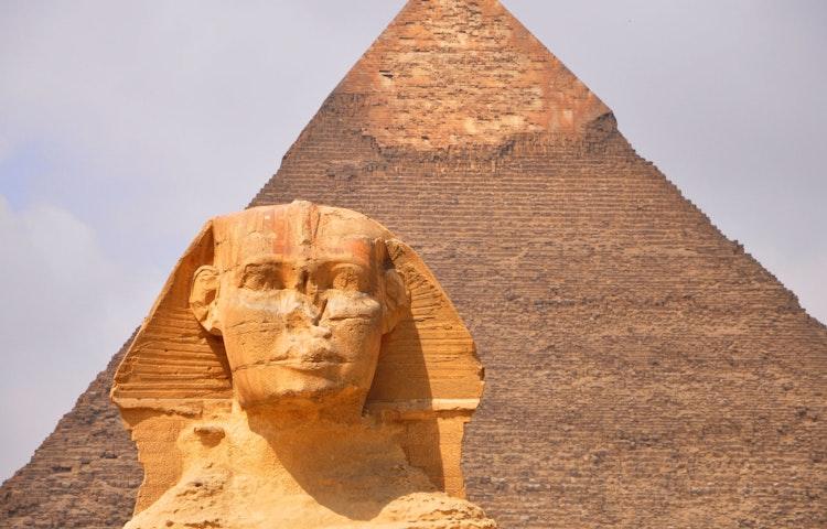 sphinx - Egypt Pyramids, Temples & Nile Multi-Adventure