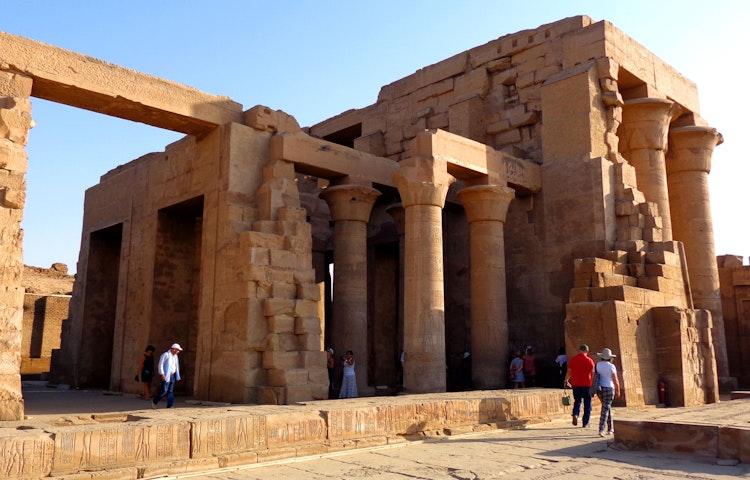 kom obmo temple - Egypt Pyramids, Temples & Nile Multi-Adventure
