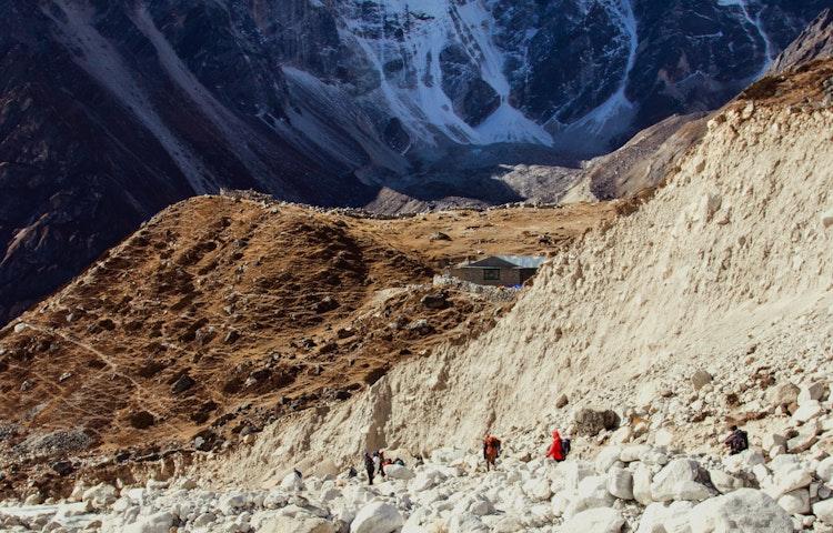 trekkers - Nepal Everest Base Camp Trek
