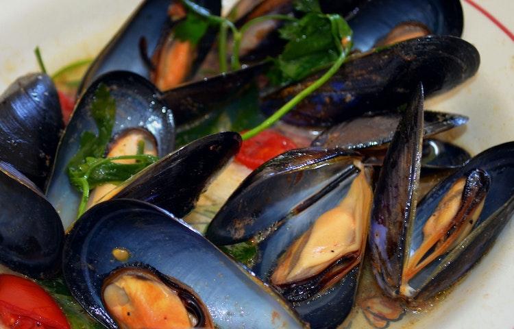 mussels - Italy Coastal Puglia Hiking