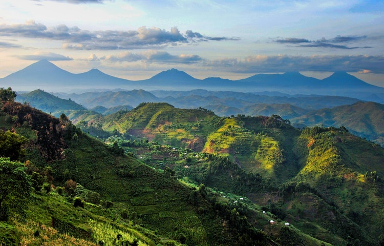 volcanoes - Rwanda Primate Adventure