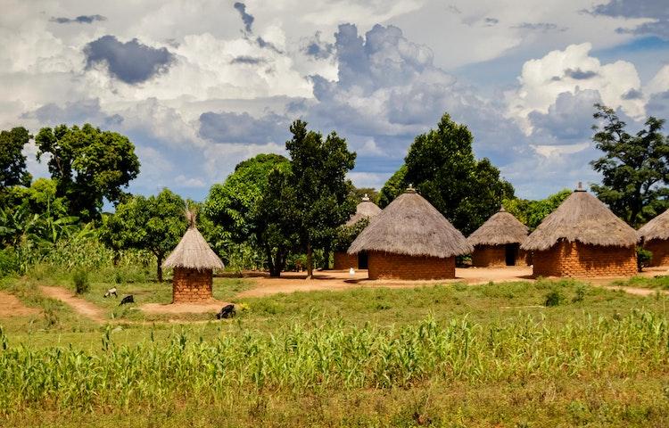 village - Rwanda Primate Adventure