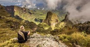 Ethiopia Simien Mountains Hiking