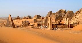 Hidden Treasures of Sudan with Richard Bangs
