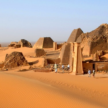 Hidden Treasures of Sudan with Richard Bangs