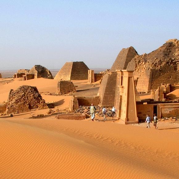 Hidden Treasures of Sudan with Richard Bangs | MT Sobek