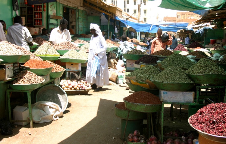 khartoum souk